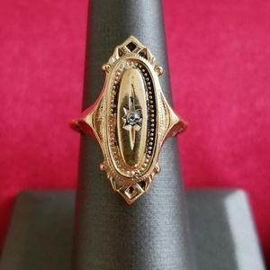 Vintage Avon 70's Kensington Ring